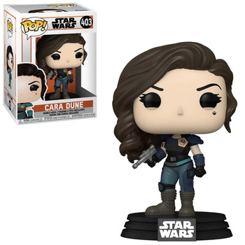 Funko Star Wars: The Mandalorian Cara Dune Pop! Vinyl Figure