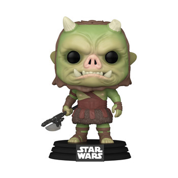 Funko Star Wars: The Mandalorian Gamorrean Fighter Pop! Vinyl Figure