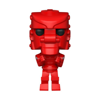 Funko Rock Em Sock Em Robot Red Rocker Pop! Vinyl Figure
