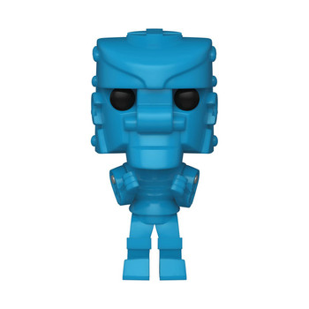 Funko Rock Em Sock Em Robot Blue Bomber Pop! Vinyl Figure