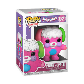 Funko Prize Popple Pop! Vinyl Figure