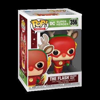 Funko The Flash Holiday Dash Pop! Vinyl Figure