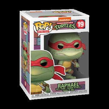 Funko Teenage Mutant Ninja Turtles Raphael Pop! Vinyl Figure