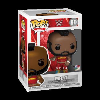 Funko WWE Mr. T Pop! Vinyl Figure