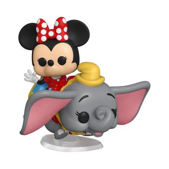 Funko Disneyland 65th Anniversary Flyng Dumbo Ride with Minnie Pop! Vinyl Ride