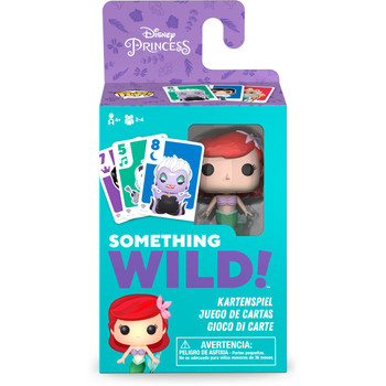 Funko The Little Mermaid Something Wild Pop! Card Game - Deutsch / Espanol / Italiano Edition