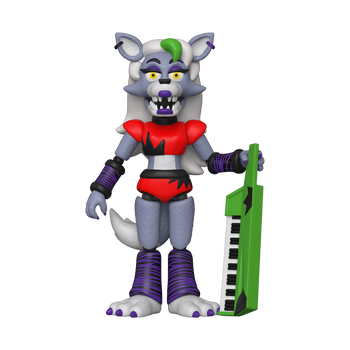Funko Five Nights at Freddy's Security Breach Roxanne Wolf Action Figure