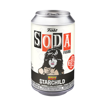 Funko KISS Starchild Vinyl Soda Figure