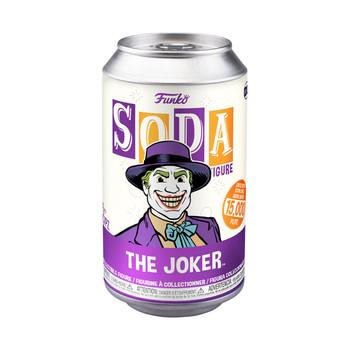 Funko Batman 1989 Joker Vinyl Soda Figure