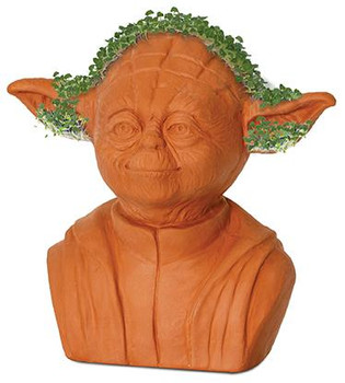 NECA Star Wars Yoda Chia Pet
