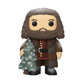 Funko Harry Potter Holiday Hagrid 6-Inch Pop! Vinyl Figure