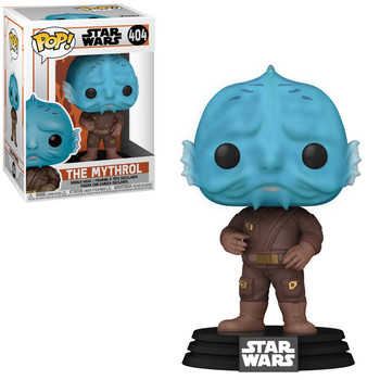 Funko Star Wars: The Mandalorian Mythrol Pop! Vinyl Figure