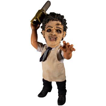 Mezco Toyz The Texas Chainsaw Massacre Leatherface Mega Scale 15-Inch Doll