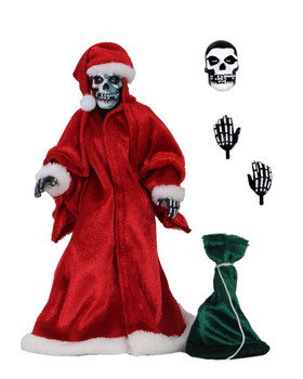 NECA Misfits Holiday Fiend 8-Inch Cloth Action Figure