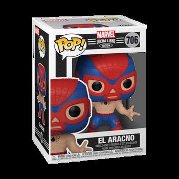 Funko Marvel Lucha Libre Edition El Aracno Pop! Vinyl Figure