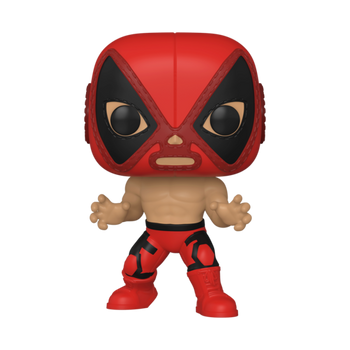Funko Marvel Lucha Libre Edition El Chimichanga de la Muerte Pop! Vinyl Figure