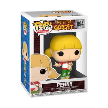Funko Inspector Gadget Penny Pop! Vinyl Figure