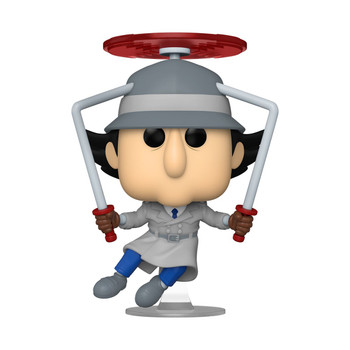 Funko Inspector Gadget Flying Pop! Vinyl Figure