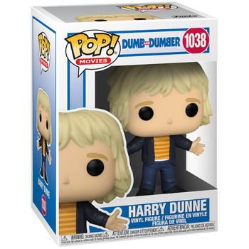 Funko Dumb and Dumber Harry Dunne Pop! Vinyl Figure