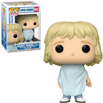 Funko Dumb and Dumber Harry Dunne Getting a Haircut Pop! Vinyl Figure