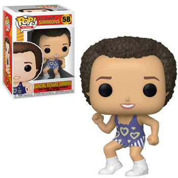 Funko Dancing Richard Simmons POP! Vinyl Figure