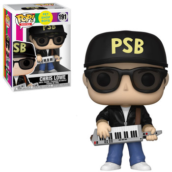 Funko Pet Shop Boys Chris Lowe Pop! Vinyl Figure
