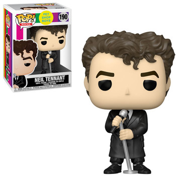 Funko Pet Shop Boys Neil Tennant Pop! Vinyl Figure