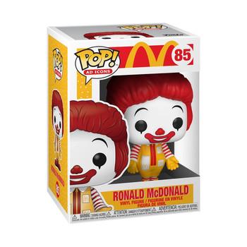 Funko McDonald's Ronald McDonald Pop! Vinyl Figure