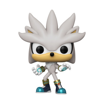 Funko Sonic the Hedgehog 30th Anniversary Silver Pop! Vinyl Figure