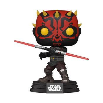 Funko Star Wars: Clone Wars Darth Maul Pop! Vinyl Figure