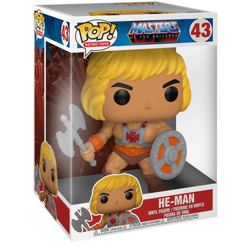 Funko Masters of the Universe He-Man 10-Inch Pop! Vinyl Figure