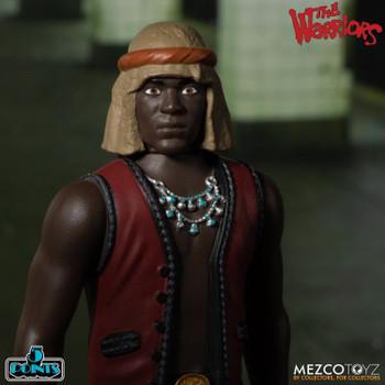 Mezco Toyz The Warriors 5 Points Action Figures Box Set