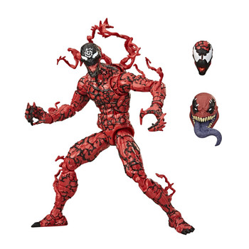 Venom Marvel Legends 6-Inch Carnage Action Figure