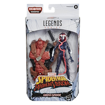 Venom Marvel Legends 6-Inch Ghost-Spider Action Figure