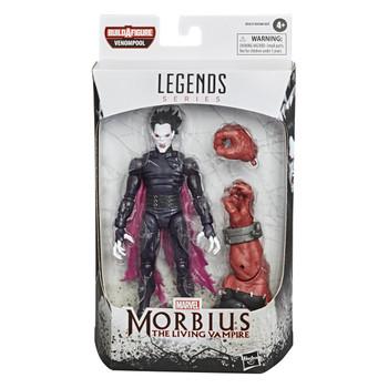 Venom Marvel Legends 6-Inch Morbius Action Figure