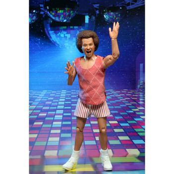 Neca Richard Simmons 8-Inch Cloth Action Figure