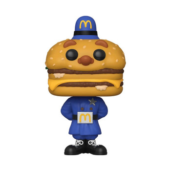 Funko McDonald's Officer Big Mac Pop! Vinyl Figure