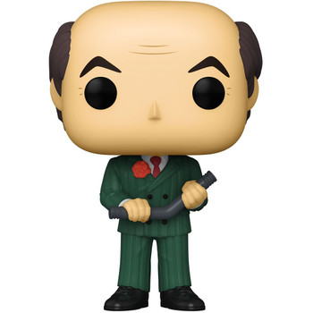 Funko Clue Mr. Green with Lead Pipe Pop! Vinyl Figure
