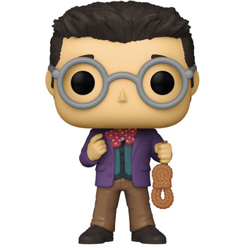 Funko Clue Professor Plum with Rope Pop! Vinyl Figure