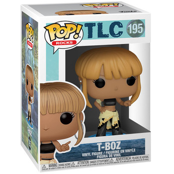 Funko TLC T-Boz Pop! Vinyl Figure