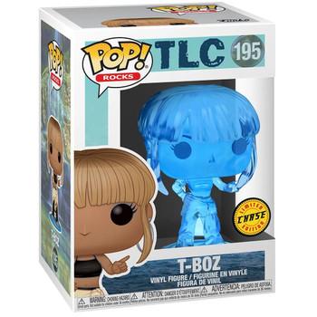 Funko TLC T-Boz CHASE Pop! Vinyl Figure