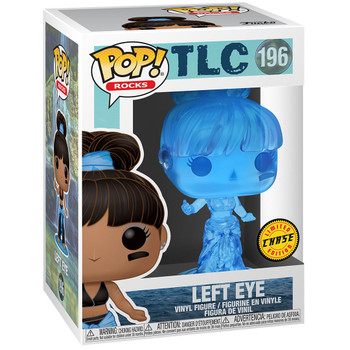 Funko TLC Left Eye CHASE Pop! Vinyl Figure
