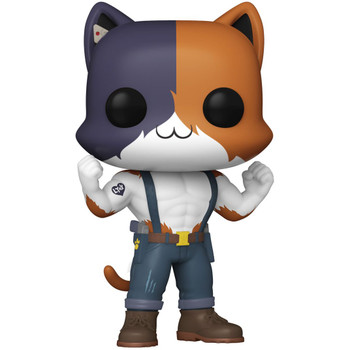 Funko Fortnite Meowscles Pop! Vinyl Figure