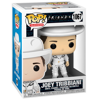 Funko Friends Cowboy Joey Pop! Vinyl Figure
