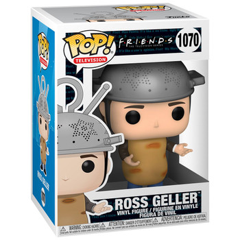 Funko Friends Ross as Sputnik Pop! Vinyl Figure