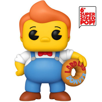 Funko Simpsons Lard Lad 6-Inch Pop! Vinyl Figure