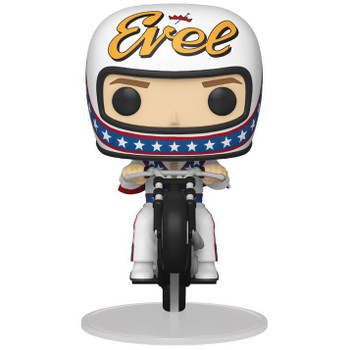 Funko Evel Knievel on Motorcycle Pop! Vinyl Vehicle