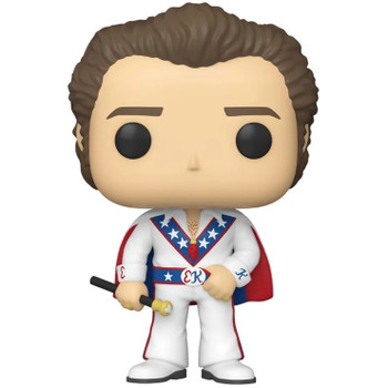 Funko Evel Knievel with Cape Pop! Vinyl Figure