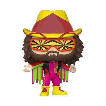 Funko WWE NWSS Macho Man Randy Savage Pop! Vinyl Figure