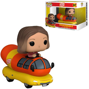 Funko Oscar Mayer Wienermobile Pop! Vinyl Vehicle